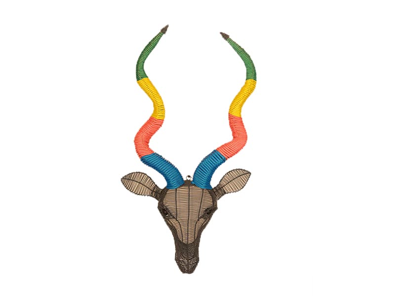 Kudu-colourful