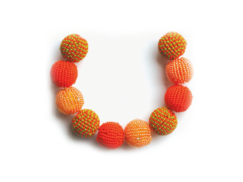 Reds and orange