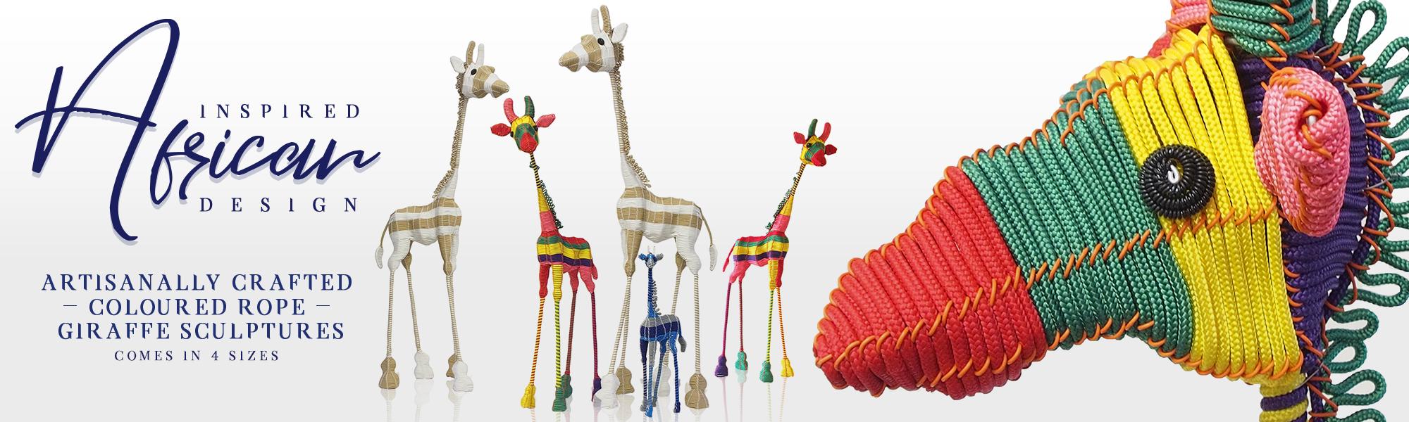 Africa in Colour Giraffe