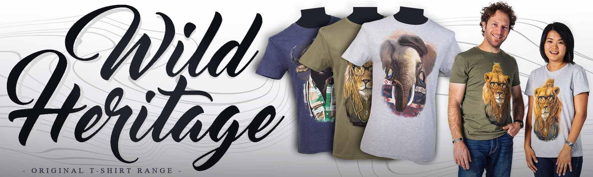 Wild Heritage T-shirt  banner