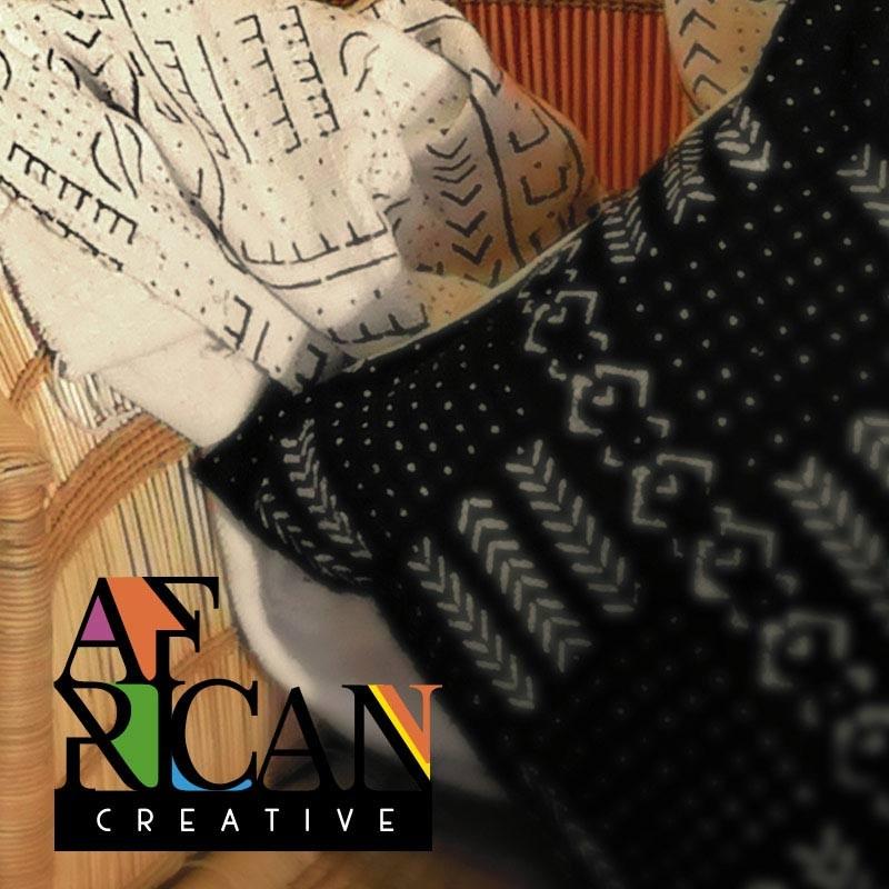 Givenchy a la Bogolan style