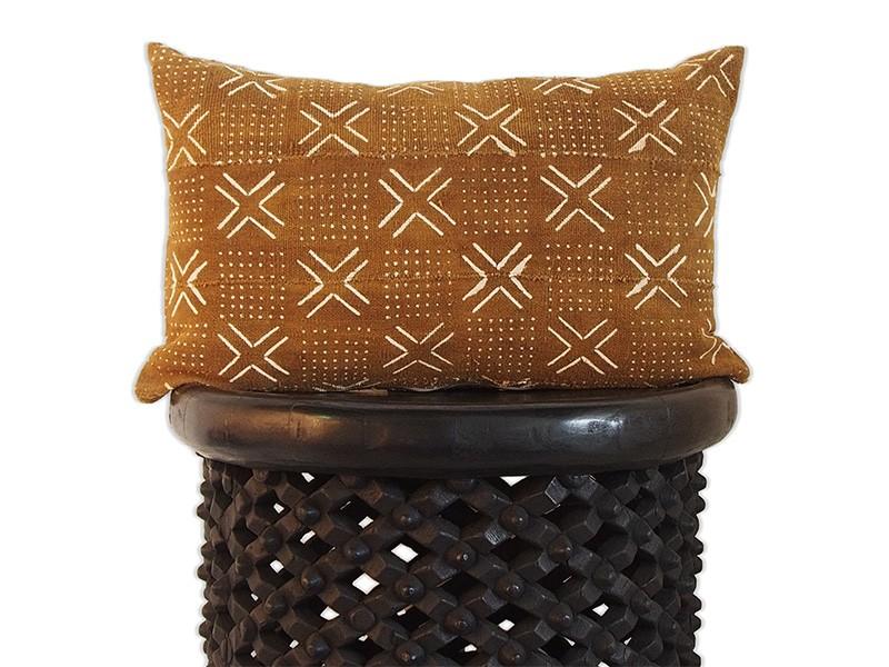 "Lumbar Cushion 45 x 65cm /18"" x 26"" Olive"