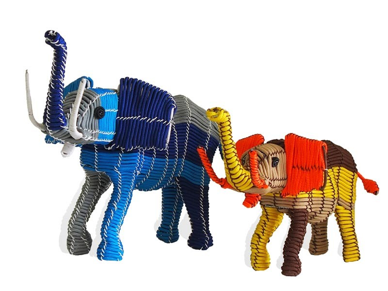 Africa in Colour Elephant