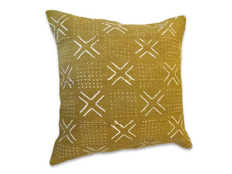 "Cushion Cover 45 x 45cm /18"" x 18"" - Olive"