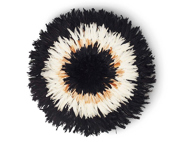 Juju Feather Hat Cocarde