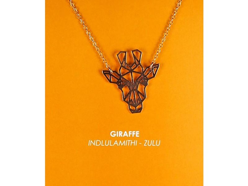 Okuhle Giraffe Pendant