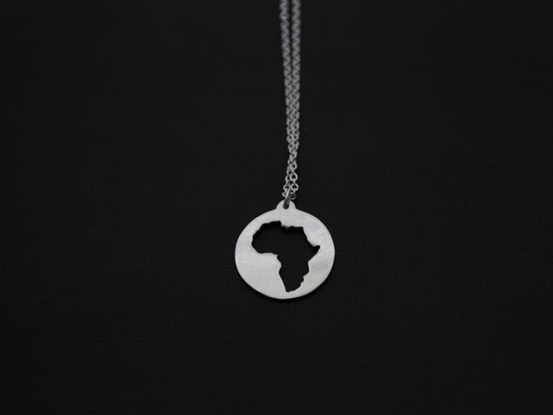 Amari Africa Silver Pendants