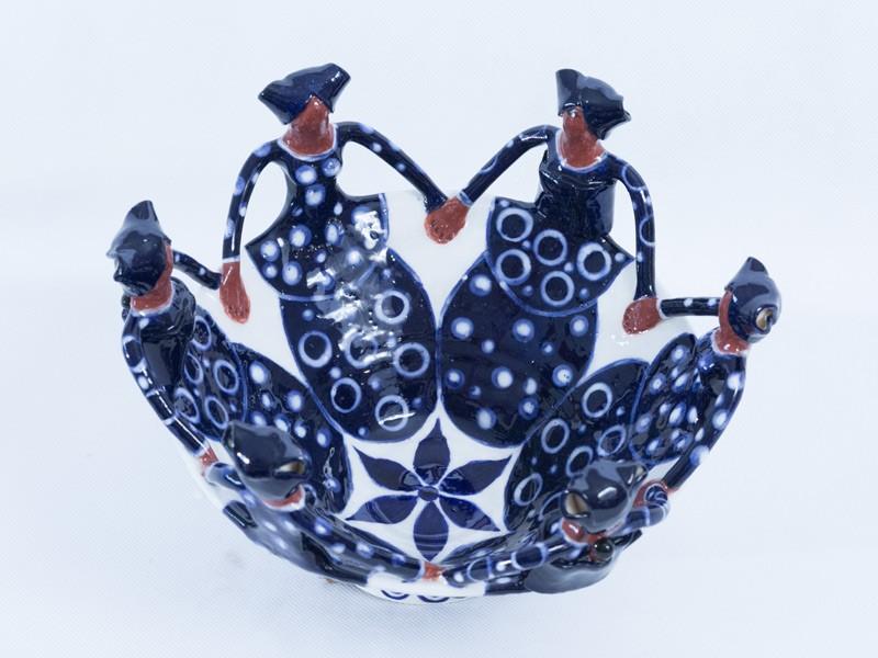 6 Lady Bowl