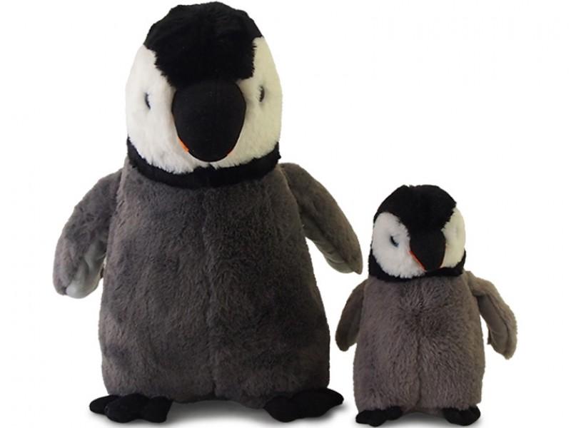 Baby Grey Penguin  - Medium