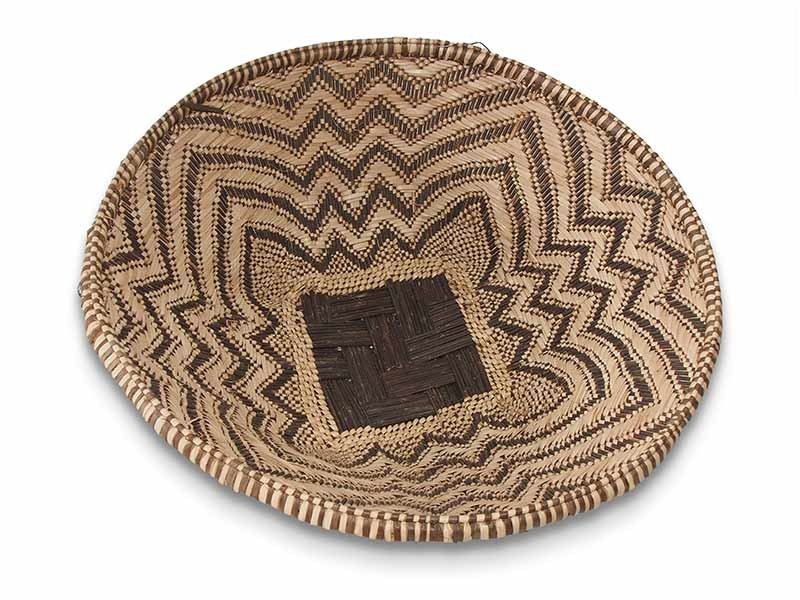 Batonga Plateau Basket