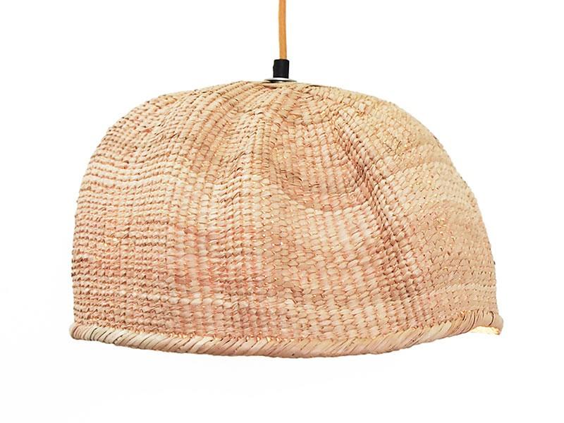 Half Garlic Basket Lampshade