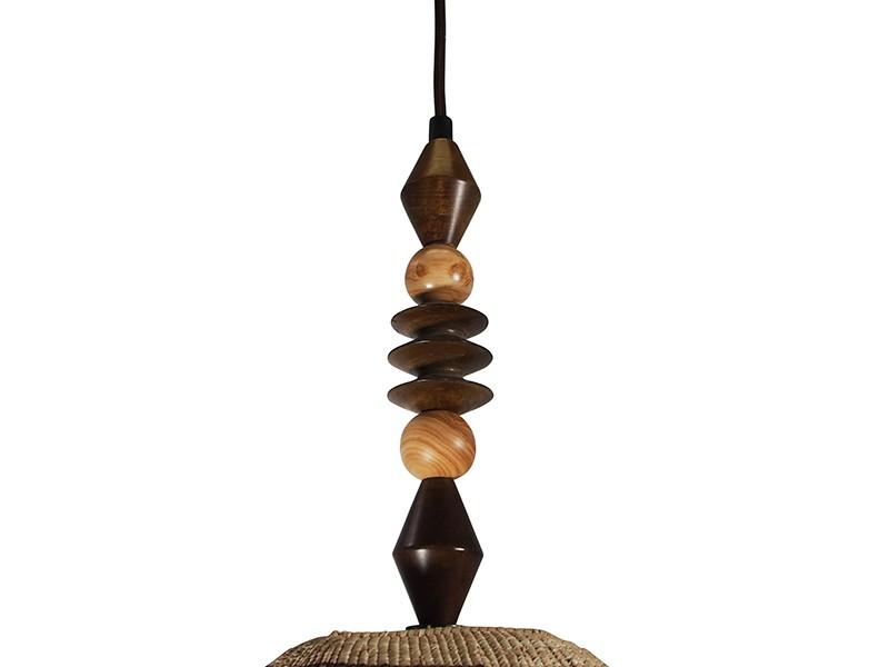 Binga Basket Light - 5 Beads