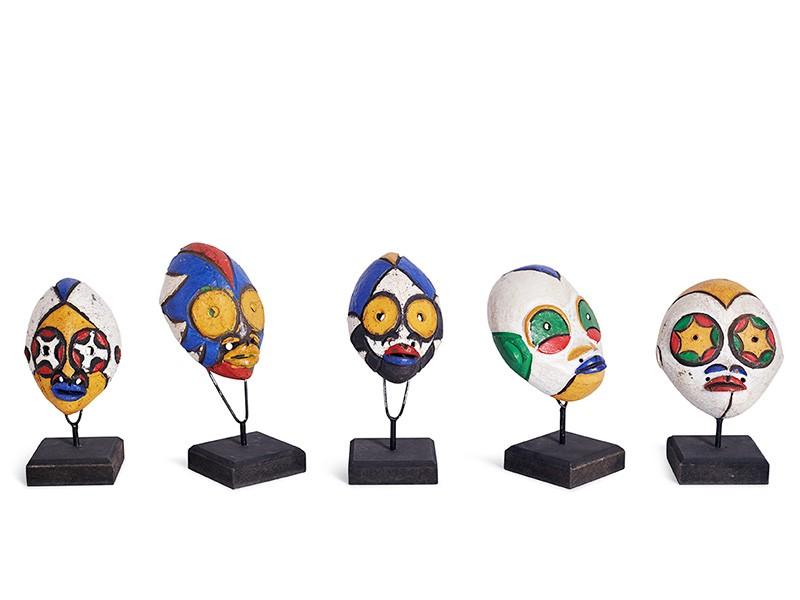 Passport masks