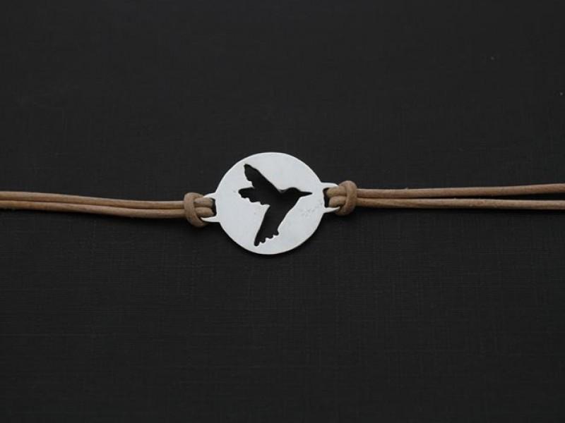 Humming Bird Bracelet