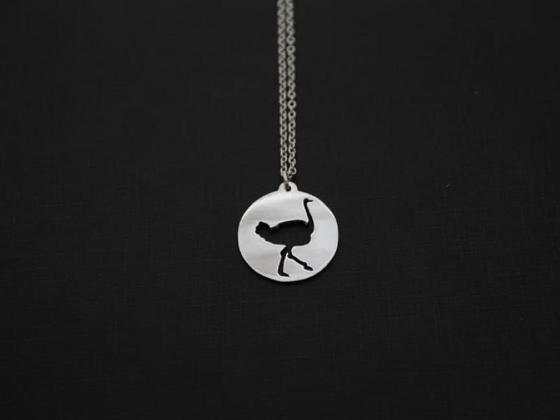 Ostrich Necklace