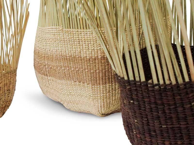 Tassel Basket_Multi