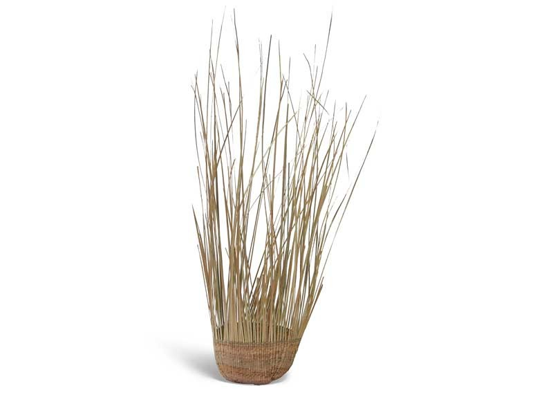 Tassel Basket_Natural_Small