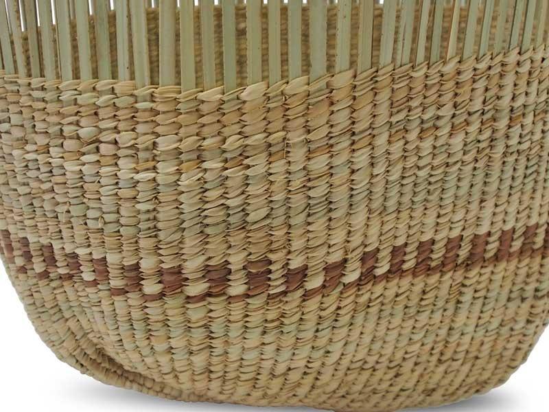Tassel Basket_Natural_Medium_Focus