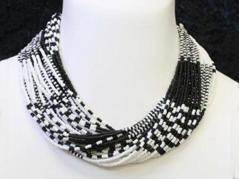Drape Necklace